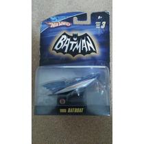 Hot Wheels Batboat 1960 1/50 Batman
