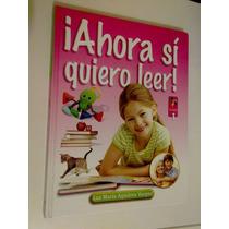 Ahora Sí Quiero Leer 1 Y 2 , Luz Ma Aguilera , Libro Dañado