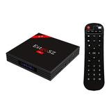 Caja De Tv Android Estgosz H96 Max De 4gb 64gb