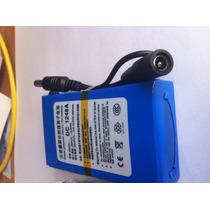 Bateria De 12v A 1.8 Amperes Ion-litio Polimero Recargable