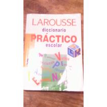 Diccionario Práctico Escolar Larousse