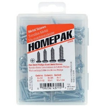 Homepak 41.815 Pan Cabeza Phillips Tornillos Sheet Metal