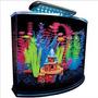Pecera 18 Litros Kit Con Led Glofish Color Fluorescente Pm0