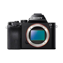 Sony A7 Formato Completo De La Cámara Sin Espejo Digital - S