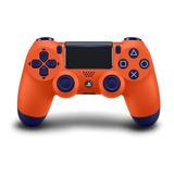 Control Joystick Sony Dualshock 4 Sunset Orange