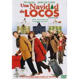 Una Navidad De Locos Pelicula Dvd