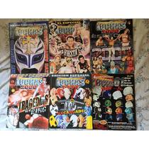 Colección De 13 Revistas Especiales De Luchas 2000