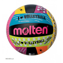 Balón Voleibol Ms-500 Luv Molten,mikasa,volleyball,score