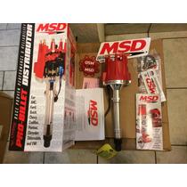 Distribuidor Msd Pro Billet Chevrolet 350 305 383 454 V8