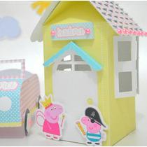 20 Cajitas, Candybar Invitación Personajes Fiesta Infantil