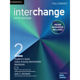 Interchange 2 Full Contact 5th Fifth Edition