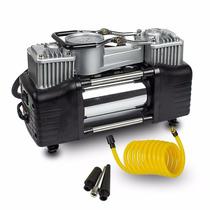 Mini Compresora De Aire Kaleep Doble Cylinder 12v - 150 Psi