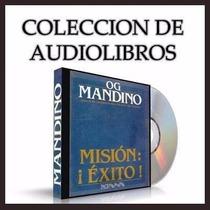 Coleccion De Audiolibros De Crecimiento Personal + Regalos !