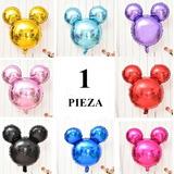 Globos Mickey Mouse Colores Fiesta Cumpleaños Decoración