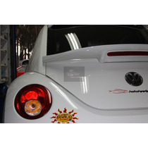 Aleron Spoiler Caravi Tipo Hot Wheels Para Beetle