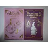 Orgullo Y Prejuicio + Cumbres Borrascosas -fractales