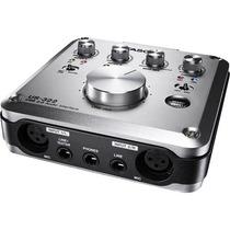 Tascam Us-322 Interface De Audio Usb 2.0 Us322