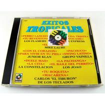 Exitos Tropicales / Varios Cd Raro Como Nuevo Ed 1994