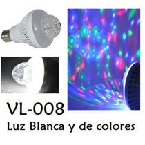 Foco Led Giratorio 2 En 1 Vamav Vl-008