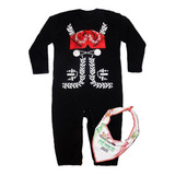 Disfraces Para Bebé - Mameluco De Mariachi /charro Mod 6