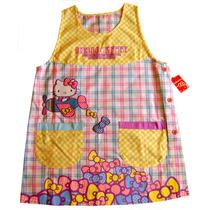 Hello Kitty Delantal Talla M - L Original Sanrio Japon