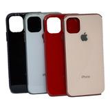 Funda Vidrio Apple iPhone iPhone 8 8 Plus X Xs Xr Xs Max