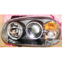 Faros Con Lupas Y Angel Eyes Para Golf A4