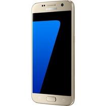 Samsung Galaxy S7 32gb 4ram G930f Exynos 4g 5.1 Sellado Oro