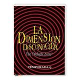 La Dimension Desconocida Cuarta Temporada 4 Serie Dvd (60's)