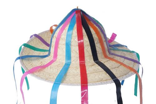 12 Sombrero Chamula Danza Viejito Michoacan Fiesta Baile 7cbcf6836ab
