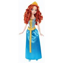 Hermosa Muñeca De La Princesa Merida Valiente Disney Mattel