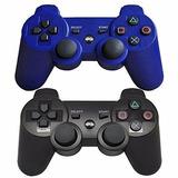 Control Inalambrico Ps3 Compatible Dualshock Sixasis Colores