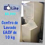 Remato Centro De Lavado Easy 10 Kg