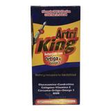 Artriking Glucosamina 100 Tabs Ortiga Omega 3