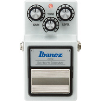 Ibanez Bb9 Bottom Booster Un Fuerte Refuerzo Interior