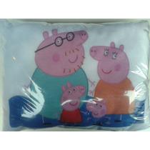 Almohada De Peppa Pig Con George Pig