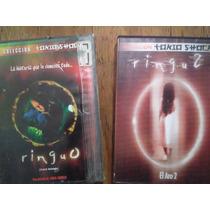 The Ring 1 Y 2 ( El Aro 1 Y 2 Version Japonesa )