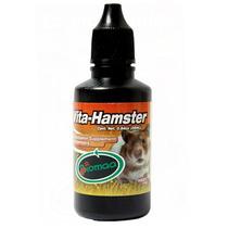 Polivitaminas Para Hámster Y Jerbos Vita Hamster 30ml Biomaa