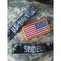 Kit De Parches Militares Us Army Originales