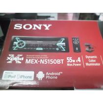 Sony Xplod Autoestereo Mex-n5150bt Bluetooth Doble Camaleon