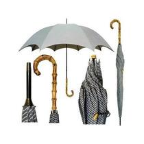 Sombrilla Gráficamente Despojado Umbrella Gray