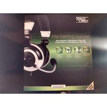 Elite Gaming Headset Audifonos Microfono Xbox 360 Nuevo