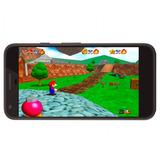 Juego Super Mario 64 N64 Para Android