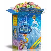 Mega Kit Imprimible Princesa Cenicienta Powerpoint Editable