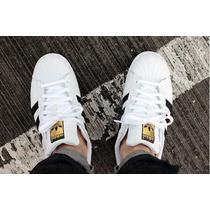 Adidas Superstar 2016 Envio Gratis Dorado Calidad Suprema