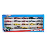 Hot Wheels, Paquete De 20 Autos