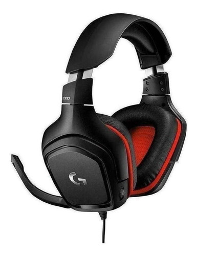 Audifonos Gaming De Diadema Logitech G332 981-000755 Pc/xbox