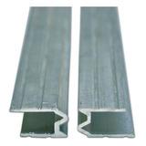 Perfil De Aluminio Hibrido 9mm Para Fabricar Estuches Cases