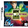 Ben 10 Alien Force: Vilgax Ataques - Nintendo Ds