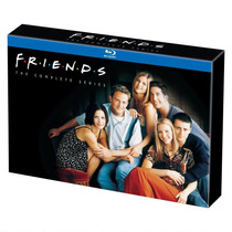 Friends Boxset Todas Las Temporadas Nueva Sellada Blu Ray